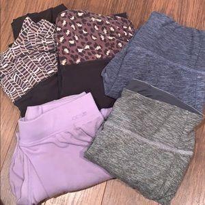Bundle of leggings